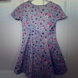 A Minnie Mouse dress